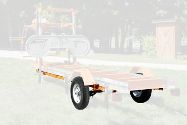 Norwood Sawmills Trekker Trailer System