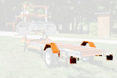 Norwood Sawmills Trekker Trailer System Road Package
