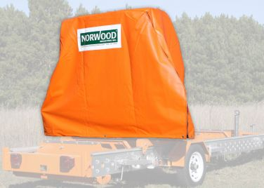 Norwood Orange Saw Carriage Cover