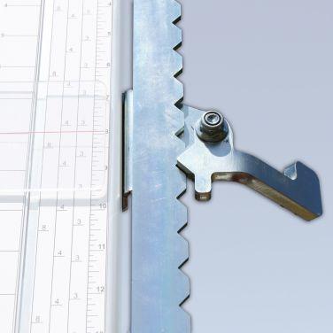 Norwood Sawmills Quick-Click Indexing Detent Setworks Indicator System