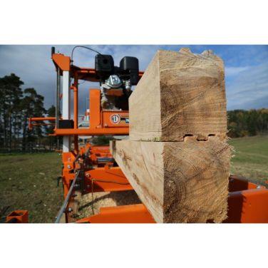 Log Moulder LX26 Serien