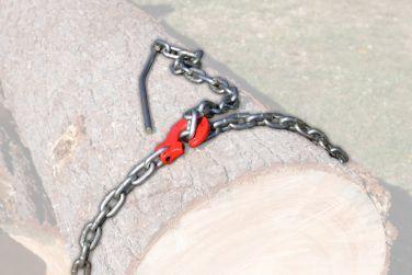 Norwood Choker Chain with Probe