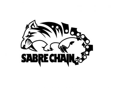Norwood SabreChain Ripping Chain logo