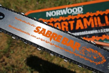 Norwood SabreBar Chainsaw Bar