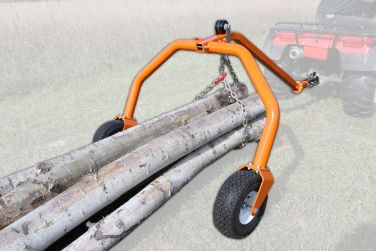 Norwood SkidMate MK2 Log Skidding Arch for ATVs