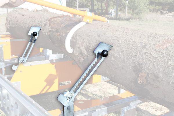 Norwood Sawmills Automatic Dogging Assist