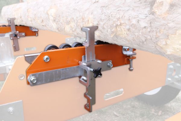 Norwood Sawmills Rapid-Dogging & Rolling System