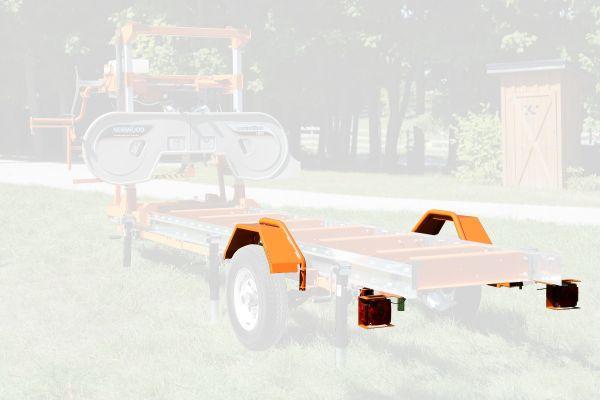 Norwood Sawmills Trekker Trailer System Road Package