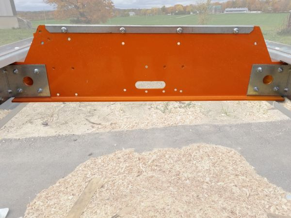 Norwood Sawmills Cross Bunk Kit