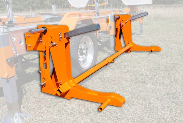 Norwood Sawmills Hydraulic Log Loaders