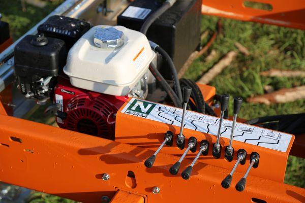 Norwood Hydraulic Pump System for LumberPro HD36 Sawmill