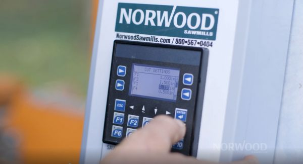 Norwood Sawmills Computer Setworks