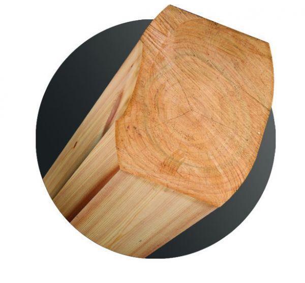 Norwood Log Moulder Knife Profile Package - 8 Swedish Cope (Knives - 2 pair)
