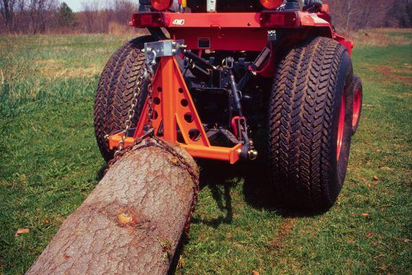 Norwood LogHog Log Skidding for Tractors