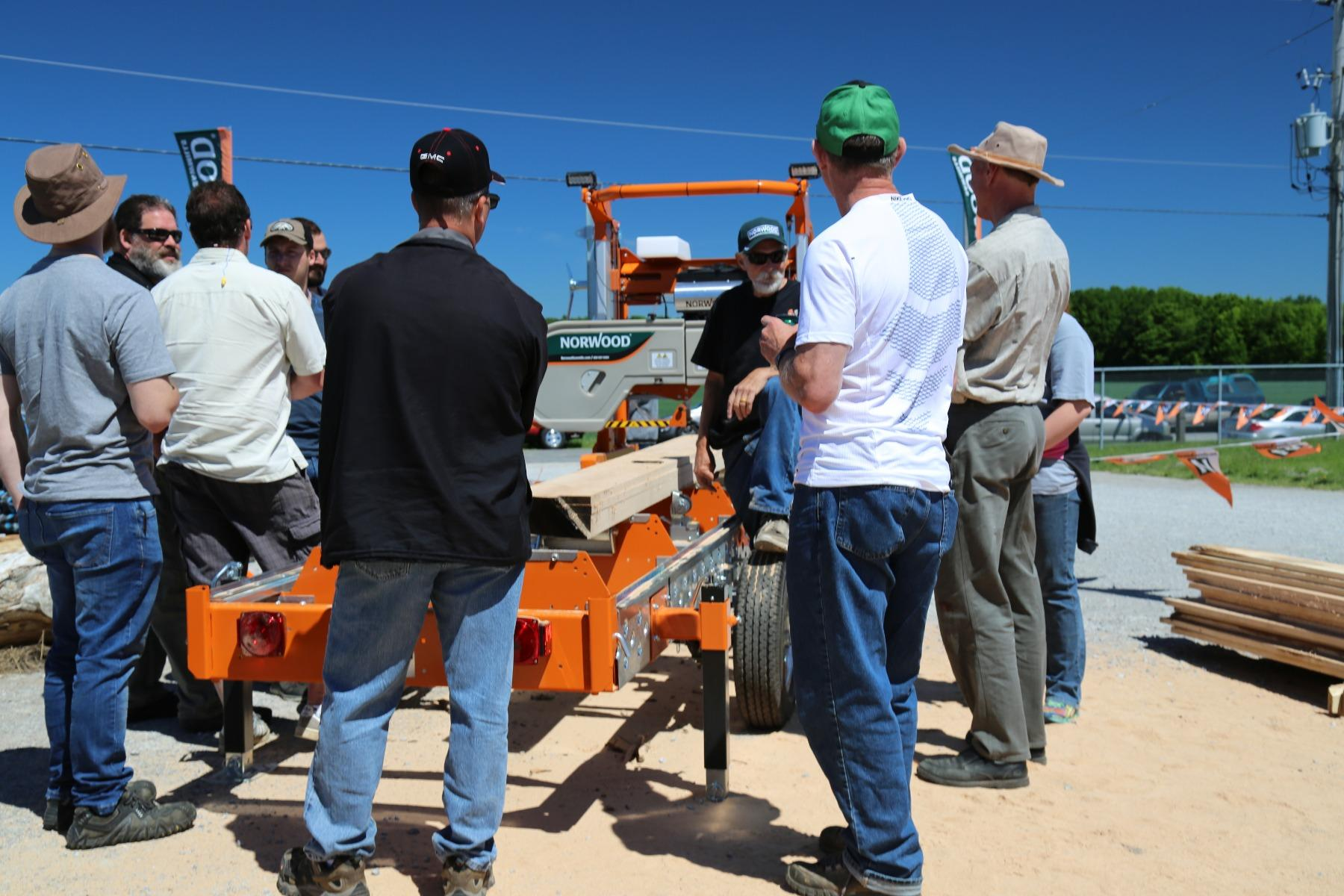 Sawyer Wisdom: Wise Words from Seasoned Sawyers to Those Just Starting Out with a Portable Sawmill
