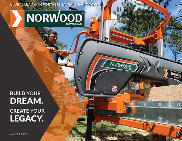 Norwood Sawmills Catalog (Winter 2021)