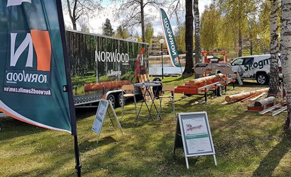 Skogma / Norwood
